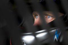 NASCAR:  Carl Edwards LifeLock.com 400 Stock Photography