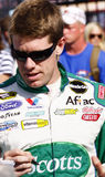 NASCAR - Carl Edwards Signs Autographs Stock Photography