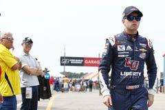 NASCAR: Casino 400 de FireKeepers do 8 de junho Imagens de Stock Royalty Free