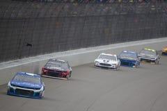 NASCAR: Casino 400 de FireKeepers do 10 de junho Imagens de Stock Royalty Free
