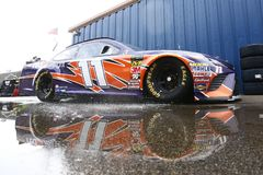 NASCAR: Casino 400 de FireKeepers do 9 de junho Foto de Stock Royalty Free
