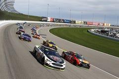 NASCAR : Casino 400 de Hollywood du 22 octobre Photos libres de droits