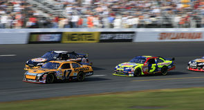 NASCAR - Catch Me If You Can! Royalty Free Stock Image