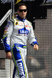 NASCAR Champ Jimmie Johnson Stock Photos