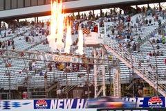 NASCAR : Championnat global du 14 juillet Rallycross Image libre de droits