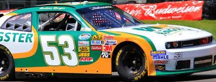 NASCAR-chaufför Andrew Ranger Royaltyfria Bilder