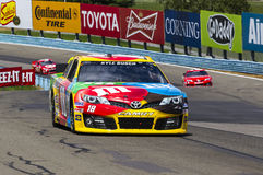 NASCAR 2013 :  Cheez-service informatique 355 de série de tasse de sprint chez Glen August Photographie stock