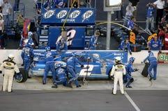NASCAR chez Darlington. Photo stock