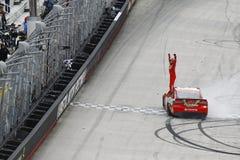 NASCAR: Cidade 500 do alimento do 16 de abril Imagem de Stock Royalty Free