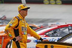 NASCAR: Cidade 500 do alimento do 21 de abril Fotografia de Stock Royalty Free