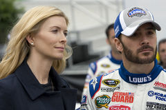 NASCAR: Città 500 dell'alimento del 21 marzo Immagini Stock