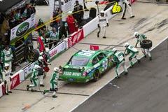 NASCAR: Città 500 dell'alimento del 21 marzo Fotografie Stock Libere da Diritti
