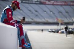 NASCAR: Città 500 dell'alimento del 14 aprile Fotografie Stock Libere da Diritti