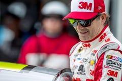 NASCAR: Città 500 dell'alimento del 17 aprile Fotografia Stock