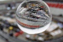 NASCAR: Città 500 dell'alimento del 23 aprile Immagine Stock Libera da Diritti