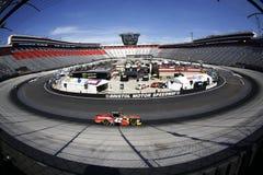 NASCAR: Ciudad 500 de la comida del 14 de abril Imagen de archivo libre de regalías