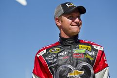 NASCAR: Clint Bowyer Royalty Free Stock Photography