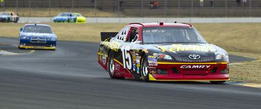 NASCAR: Clint Bowyer Stock Photo