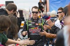 NASCAR: Club auto 400 del 27 de marzo Fotografía de archivo libre de regalías