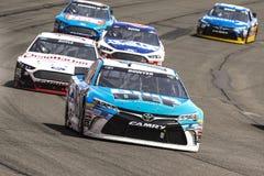 NASCAR: Club automatico 400 del 22 marzo Fotografia Stock