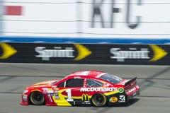 NASCAR: Club automatico 400 del 22 marzo Fotografie Stock