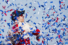 NASCAR: Club automatico 400 del 22 marzo Immagini Stock