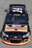 NASCAR: Club automatico 400 del 20 marzo Fotografia Stock Libera da Diritti