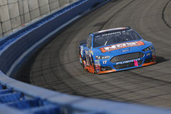 NASCAR: Club automatico 400 del 22 marzo Fotografie Stock Libere da Diritti