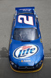 NASCAR : Club automatique 400 du 26 mars Photographie stock libre de droits