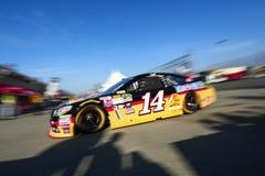 NASCAR : Club automobile 400 du 21 mars Images libres de droits