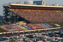 NASCAR - coca-cola 2008 600 immagine stock libera da diritti