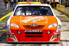 NASCAR - Coca Cola 600 - Logano's #20 Home Depot Royalty Free Stock Photography