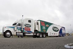 NASCAR: Coca-Cola de la serie de la taza de Sprint el 21 de mayo 600 Fotografía de archivo