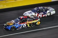 NASCAR : Coca-Cola 600 du 27 mai Image stock
