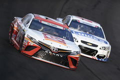 NASCAR : Coca-cola 600 du 28 mai Image libre de droits