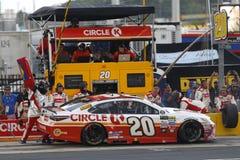 NASCAR : Coca-cola 600 du 28 mai Photographie stock