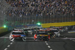 NASCAR : Coca-cola 600 du 28 mai Photo libre de droits