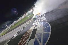 NASCAR: Condizione 400 del Quaker del 9 luglio Fotografia Stock Libera da Diritti