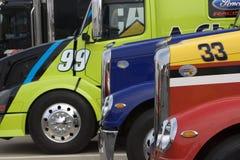 NASCAR: Corsa con attori famosi della tazza del 21 maggio NASCAR Sprint Immagine Stock