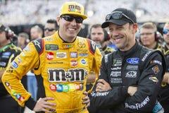 NASCAR: Corsa con attori famosi di energia del mostro del 18 maggio Immagine Stock Libera da Diritti
