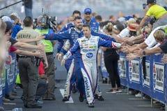 NASCAR: Corsa con attori famosi di energia del mostro del 19 maggio Immagini Stock Libere da Diritti