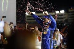 NASCAR: Corsa con attori famosi di energia NASCAR del mostro del 20 maggio Fotografia Stock Libera da Diritti