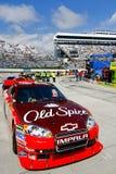 NASCAR - Corsa di #14 Martinsville dello Stewart pre Immagine Stock Libera da Diritti
