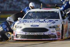 NASCAR : Course All-Star de l'énergie NASCAR de monstre du 20 mai Photographie stock libre de droits