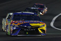 NASCAR : Course All-Star de l'énergie NASCAR de monstre du 20 mai Images stock