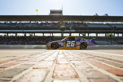 NASCAR:  Crown Royal Chevrolet Allstate 400 Stock Photography