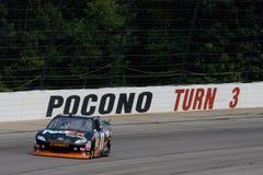 NASCAR: Cruz vermelha Pensilvânia 500 de agosto 01 Sunoco Imagem de Stock Royalty Free