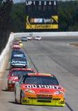 NASCAR: Cruz vermelha Pensilvânia 500 de agosto 03 Sunoco Imagens de Stock