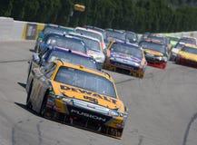 NASCAR: Cruz vermelha Pensilvânia 500 de agosto 03 Sunoco Imagem de Stock Royalty Free