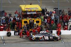 NASCAR: Cuentos del 17 de septiembre de las tortugas 400 Imagenes de archivo